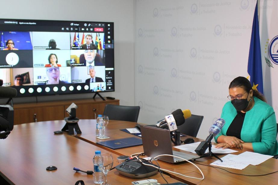 Plataforma web vai apoiar a formação jurídica e judiciária dos Países de Língua Oficial Portuguesa